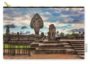 Entrance To Angkor Wat  Carry-all Pouch