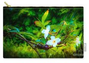 Entwined Chiaroscuro Carry-all Pouch
