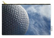 Epcot Architecture Carry-all Pouch