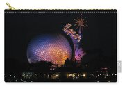 Epcot At Night II Carry-all Pouch
