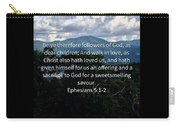 Ephesians  Carry-all Pouch