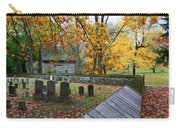 Ephrata Cloister Cemetery Carry-all Pouch