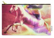 Epic Space Sloth Riding On Unicorn Carry-all Pouch