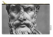 Epicurus (342?-270 B.c.) Carry-all Pouch
