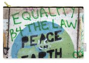 Equality Before The Law Carry-all Pouch
