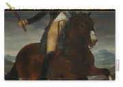 Equestrian Portrait Of Fernando Vii Carry-all Pouch