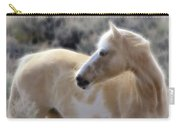 Equine Golden Glow Carry-all Pouch