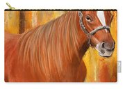 Equine Prestige - Horse Paintings Carry-all Pouch
