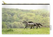 Equines For Freedom Carry-all Pouch