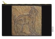 Eqyptian Cat Relief Carry-all Pouch