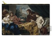 Erasistratus, Ancient Greek Physician Carry-all Pouch