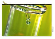 Erlenmeyer Flask In Science Research Lab Carry-all Pouch