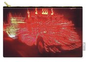 Ernst Haas Homage Fire Truck Electric Lights Xmas Parade Casa Grande Az 2001 Carry-all Pouch