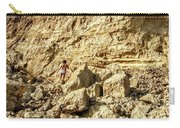 Eroding Graffiti Cliff 2 Carry-all Pouch