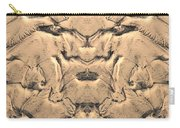Golden Tidal Sands Carry-all Pouch