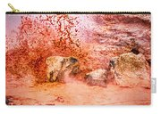 Erupting Mudpot - Yellowstone Carry-all Pouch