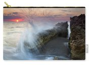 Eruption At Dawn Carry-all Pouch