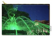 Eruption Of Green Waters, Sofia Carry-all Pouch
