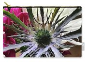Eryngium Thistle Carry-all Pouch