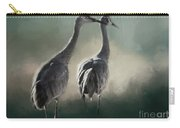 Escalante Sandhill Cranes Carry-all Pouch