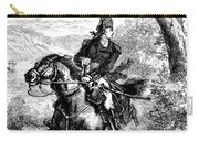 Escape Of Benedict Arnold Carry-all Pouch
