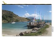 Escape To A Warmer Sunnier Place Carry-all Pouch