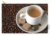 Espresso Coffee Carry-all Pouch by Carlos Caetano