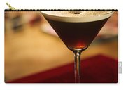 Espresso Expresso Coffee Martini Cocktail Carry-all Pouch