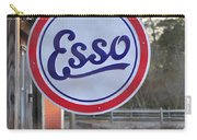 Esso Sign  Carry-all Pouch