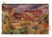 Essoyes Landscape 1884 Carry-all Pouch