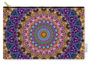 Estate Jewels Mandala No. 2 Carry-all Pouch