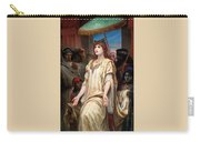 Esther Before Ahasuerus Carry-all Pouch