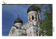 Estonia Church  Carry-all Pouch