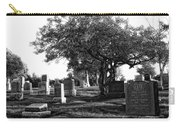 Etched In Stone Carry-all Pouch by Donna Blackhall