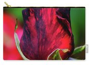 Eternal Love Rose Carry-all Pouch