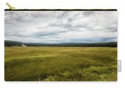Eternal Yellowstone Carry-all Pouch