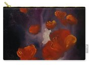 Ethereal Poppies                     81 Carry-all Pouch