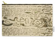 Ethinthus Queen Of Waters Carry-all Pouch