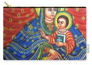 Ethiopian Angels Carry-all Pouch
