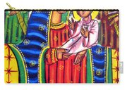 Ethiopian Mary And Jesus Carry-all Pouch