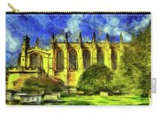 Eton College Chapel Art Carry-all Pouch