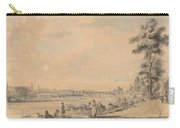 Eton College From The South Carry-all Pouch