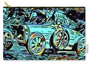 Ettore's Dream Cars Carry-all Pouch