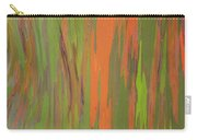 Eucalyptus Abstract Carry-all Pouch