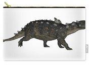 Euoplocephalus Dinosaur Carry-all Pouch