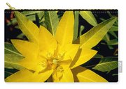 Euphorbia Wallichii Carry-all Pouch