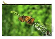 Euphydryas Aurinia  Carry-all Pouch