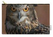 Eurasian Eagle Owl Iv Carry-all Pouch