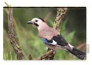 Eurasian Jay  Carry-all Pouch
