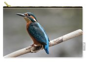 Eurasian Kingfisher Carry-all Pouch